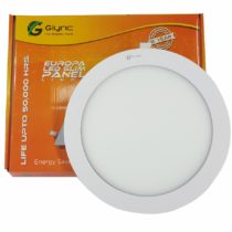 Europa Slim Panel Light Round 12W (EUR012)