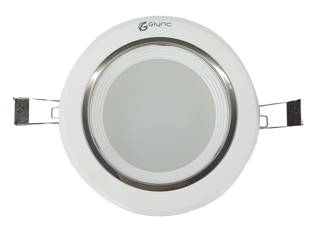 Glync tech pvt ltditz led recessed ceiling light 8w glz008 glitz led recessed ceiling light aloadofball Images