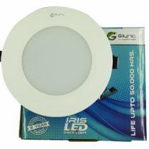 Iris LED Back Panel Light Round 6W (IRR006)