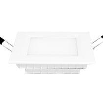 Iris LED Back Panel Light Square 9W (IRR009)